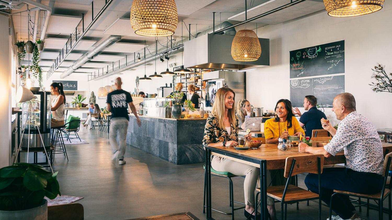 Vegan Lunchen in Breda